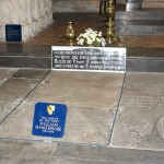 Shakespeare's grave