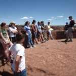 Jan tells us the Navajo myth behind Spider Rock.