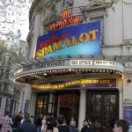Spamalot at The Playhouse theater