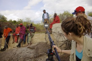 David & Elizabeth use our Kessler Crane Traveler Jib in some really remote areas