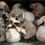 Skulls, Killing Fields