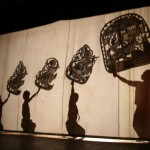 Shadow Puppetry at Sovanna Phum