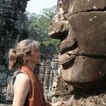 Face to face with Jayavarman VII