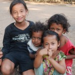 Kids in Kampong Cham
