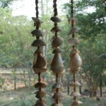 Natural chimes at Rachel's
