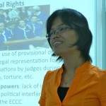 Chak Sopheap, a well-known blogger and human rights activist.