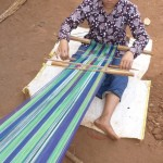 Traditional Tampoun Weaving 3