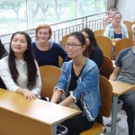 SSTers and Sichuan University of Science and Engineering students