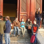 At the Temple of Heaven.