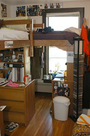 Redesign  Room on Your Residence Hall Room Will Come Equipped With The Following Items