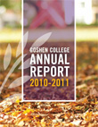 Annual Report Cover 2010-2011