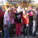 Julie and Kali with friends_makingstrides2012_final flat