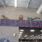 Exotic Birds - including the Quetzal(far right).
