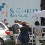 St. Charles Mercy Hospital - it should say Mobile somewhere in there.