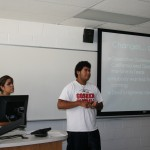 Ivette and Jair's partner presentation