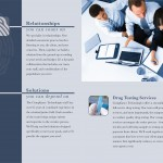 Compliance Brochure Design (Inside)
