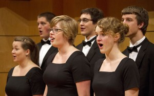 Goshen College Chamber Choir 2013