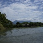 Another of Mombacho, from Lake Cocibolca / Nicaragua