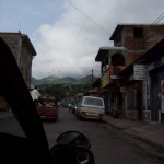 The hills of Matagalpa