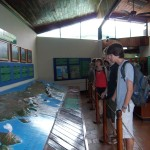 At the Volcán Masaya museum