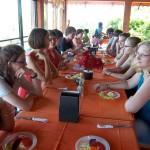 Lunch at the Mirador de Catarina