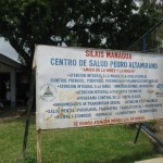 Centro de Salud in Managua where Hannah is working