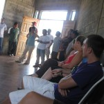 listening to the leaders of Barrio Grenada