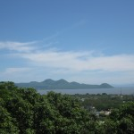 View of Lake Managua