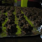no bake cookies - yum!