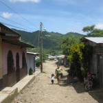many streets in Jinotega are unpaved