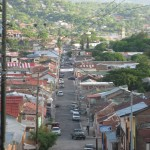 Matagalpa is in the northern mountains of Nicaragua