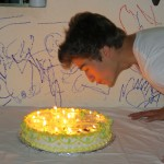 Nicaragua also has the birthday candle tradition
