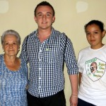 Yuriy and family