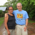 Doug had met Florentina in 1986 after she lost her husband and daughter during a Contra attack on El Lagartillo