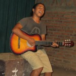 Jose shares a song from the community group Los Rusticos