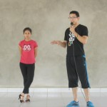 Michele and Andres, our dance instructors