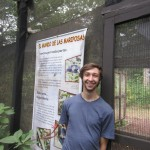 At the mariposario