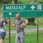 """Though the """"a"""" is missing, Isaiah (and the GC group) is Matagalpa bound."""