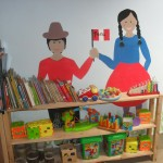 The preschool classroom
