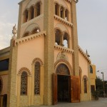 Father Jack and Sister Peggy's Parish in Chimbote