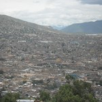 The Andean city of Ayacucho