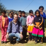 These children speak both Quechua and Spanish
