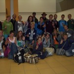 Last group photo in Peru
