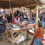 Market in Chinchero