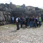 Salvador tells us about Incan masonry