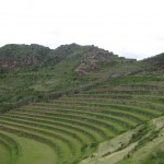 farming terraces at Pisac