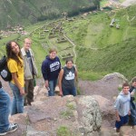 high above the Urubamba Valley
