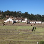 the church in Chinchero
