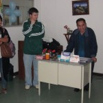 meeting with the coordinator of pediatric critial care