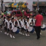 a parade in San Ramon